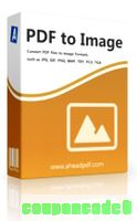 Ahead PDF to Image Converter – Multi-User License (Up to 10 Users) discount coupon