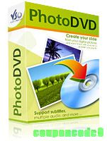 PhotoDVD discount coupon