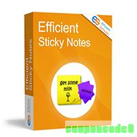 Efficient Sticky Notes Pro discount coupon