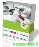 Recover Data for FAT & NTFS – Technician License discount coupon