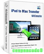 4Videosoft iPad to Mac Transfer Ultimate discount coupon