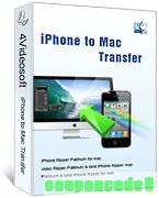 4Videosoft iPhone to Mac Transfer discount coupon