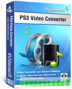 4Videosoft PS3 Video Converter discount coupon