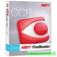 ABBYY FineReader Pro for Mac Upgrade, Education License discount coupon