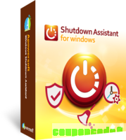 Windows Shutdown Assistant Commercial license (Yearly Subscription) discount coupon
