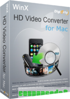 WinX HD Video Converter for Mac [Full License] discount coupon