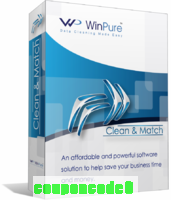 WinPure™ Clean & Match v7 – Small Business Edition with 1 Years Updates discount coupon