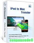 4Videosoft iPod to Mac Transfer discount coupon