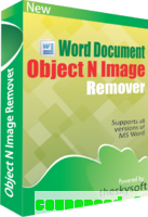 Word Document Object & Image Remover discount coupon