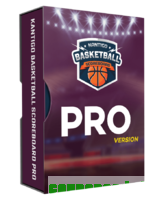 KantiGo Basketball Scoreboard Pro 3.5 (License_NonProfit_Option4) discount coupon