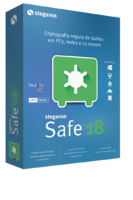 Steganos Safe 18 (PT) discount coupon
