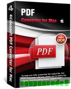 cheap 4Videosoft PDF Converter for Mac