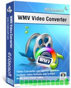 4Videosoft WMV Video Converter discount coupon