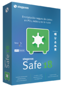 Steganos Safe 18 (ES) discount coupon