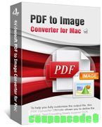 4Videosoft PDF to Image Converter for Mac discount coupon