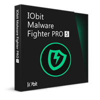 IObit Malware Fighter 5 PRO avec le paquet cadeau – AMC+PF+SD – Français discount coupon