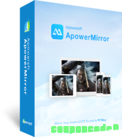 ApowerMirror Personal License (Yearly Subscription) discount coupon