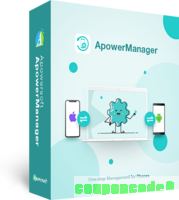 ApowerManager Personal License (Yearly Subscription) discount coupon