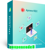 ApowerREC Personal License (Yearly Subscription) discount coupon