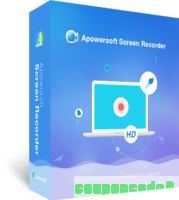 Apowersoft Screen Recorder Pro Personal License (Lifetime Subscription) discount coupon