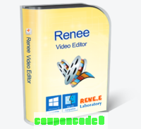 Renee Video Editor MacOS discount coupon