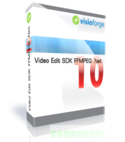 Video Edit SDK FFMPEG .Net Professional – One Developer discount coupon