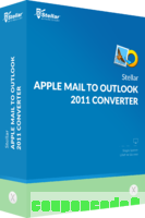 Stellar Apple Mail to Outlook 2011 Converter – Single User discount coupon
