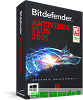 Bitdefender Antivirus Plus 2015 discount coupon