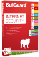 BullGuard 2020 Internet Security 1-Year 3-PCs at USD$39.95 discount coupon