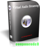 Virtual Audio Streaming discount coupon
