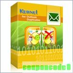 Kernel for Outlook Duplicates – 10 User License Pack discount coupon