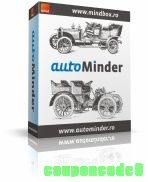 autoMinder – licenza d'uso per 4 workstation discount coupon