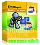 Employee Desktop Live Viewer –  100 Users License Pack discount coupon