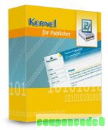 Kernel Recovery for Publisher – Corporate License discount coupon
