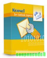 Kernel Recovery for Outlook Express – Corporate License discount coupon