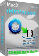MacX iMKVmaker discount coupon