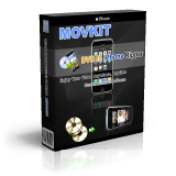 Movkit DVD to iPhone Ripper discount coupon