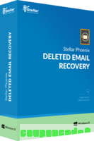 Stellar Phoenix Deleted Email Recovery discount coupon