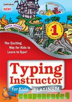 Typing Instructor for Kids Platinum – Windows discount coupon