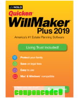 Quicken® WillMaker® Plus 2019 discount coupon