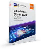 Bitdefender Family Pack 2018 discount coupon