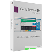 Genie Timeline Server 10 discount coupon
