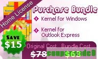 Repair Windows & OE Software – Home License discount coupon
