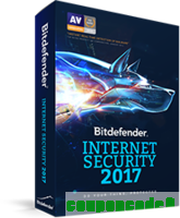 Bitdefender Internet Security 2017 discount coupon