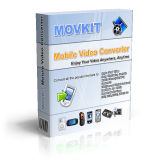 Movkit Mobile Video Converter discount coupon