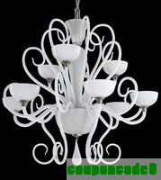 Murano glass chandelier discount coupon