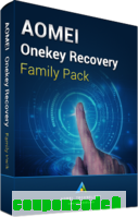 AOMEI OneKey Recovery Professional (Family License) discount coupon