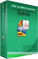 Sothink PDF to DWG Converter discount coupon
