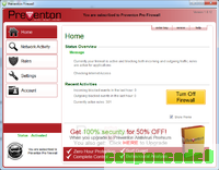 Preventon Windows Firewall discount coupon