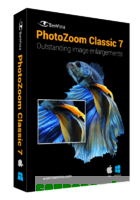 PhotoZoom Classic 7 discount coupon